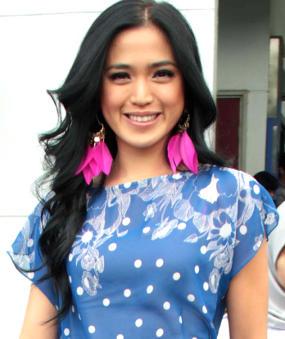 Jessica Iskandar Bangga Jadi Artis Tergombal