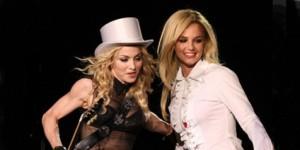 Madonna dan Britney Spears