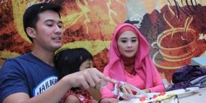 Mandala Shoji dan Keluarga